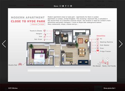 apartment ipad plan